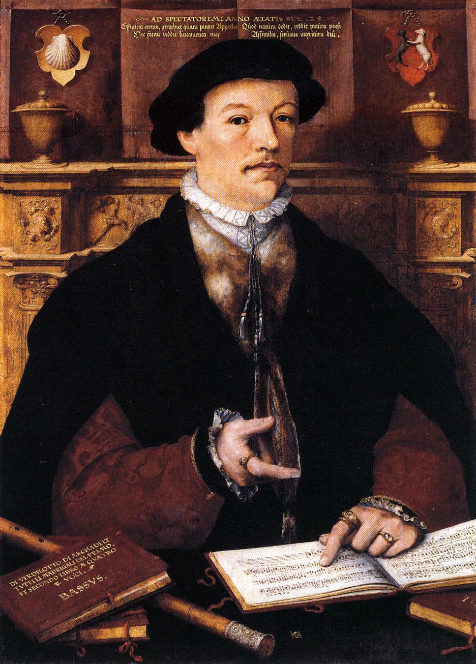 Ritratto di Johannes Munstermann